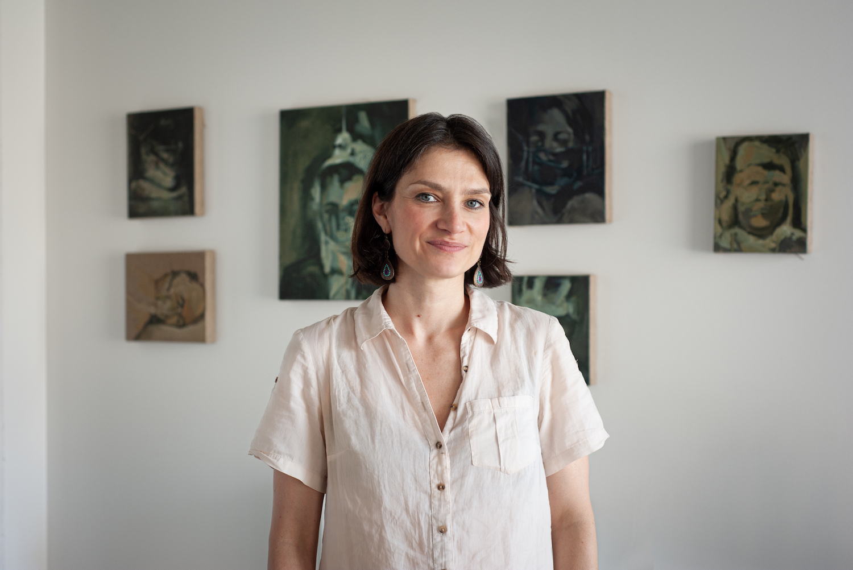 Julia Medynska. Jackson's Painting Prize.