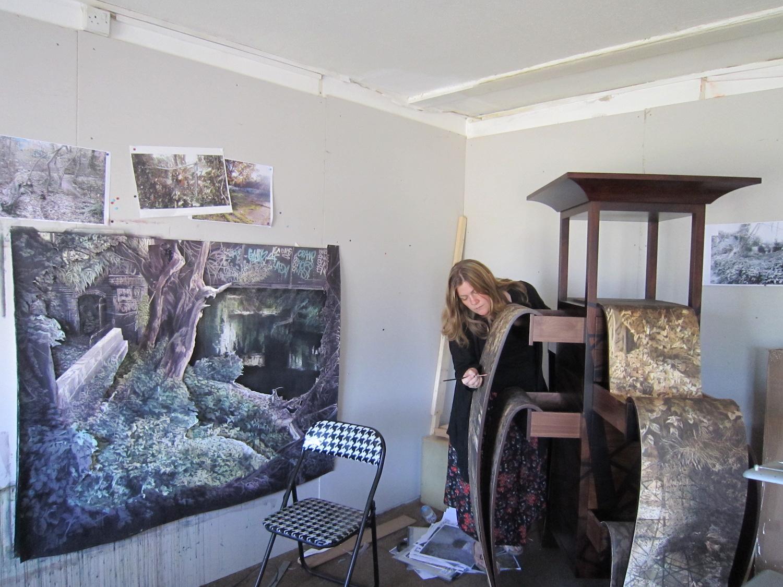 Juliette Losq. Jackson's Painting Prize.
