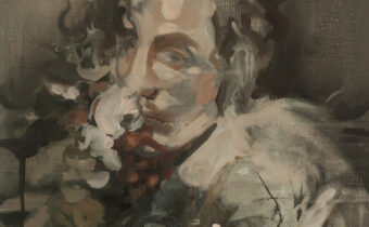 Narcissus. Julia Medynska. Jackson's Painting Prize.