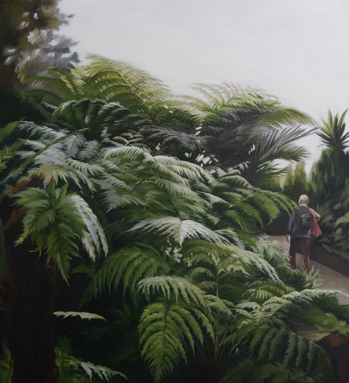 Profound serenity. Ieva Kampe-Krumholca. Jackson's Painting Prize.