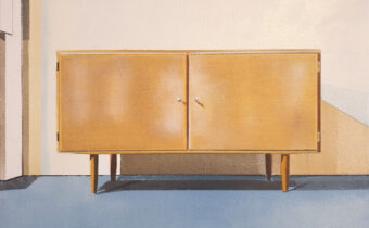 Sideboard. Richard Baker. Jackson's Painting Prize.