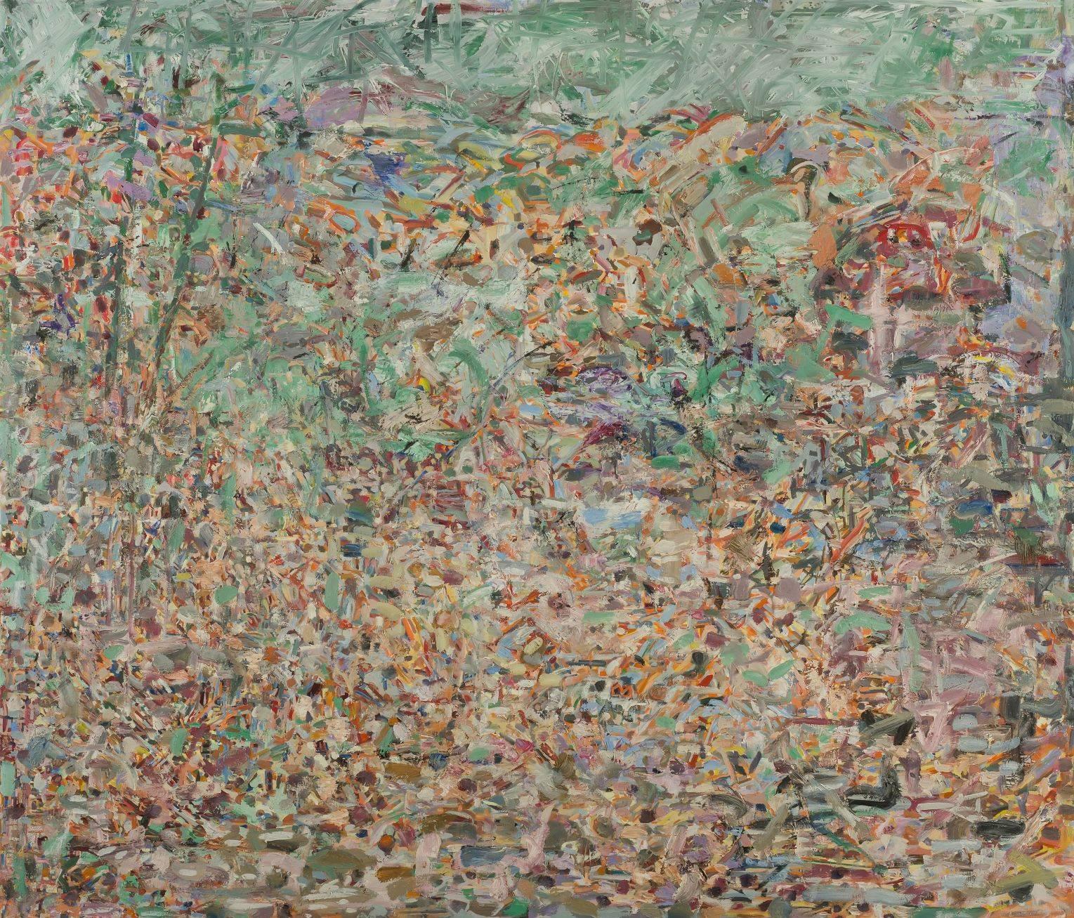 Twains River. Zohar Cohen. Jackson's Painting Prize.