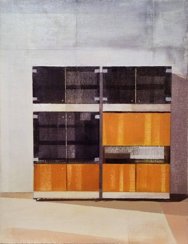 Unit. Richard Baker. Jackson's Painting Prize.