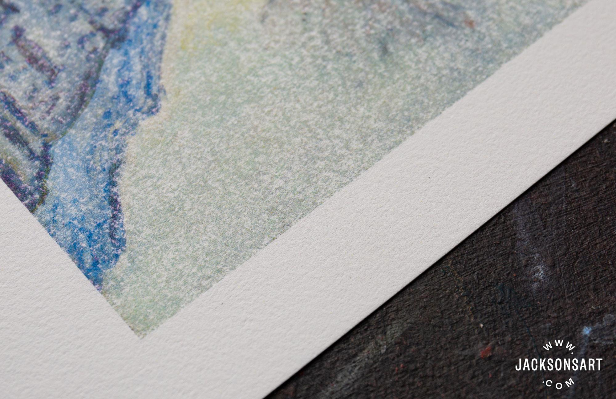 St Cutherberts Mill Somerset Enhanced, 225gsm Mould-Made 100% Cotton Art Print
