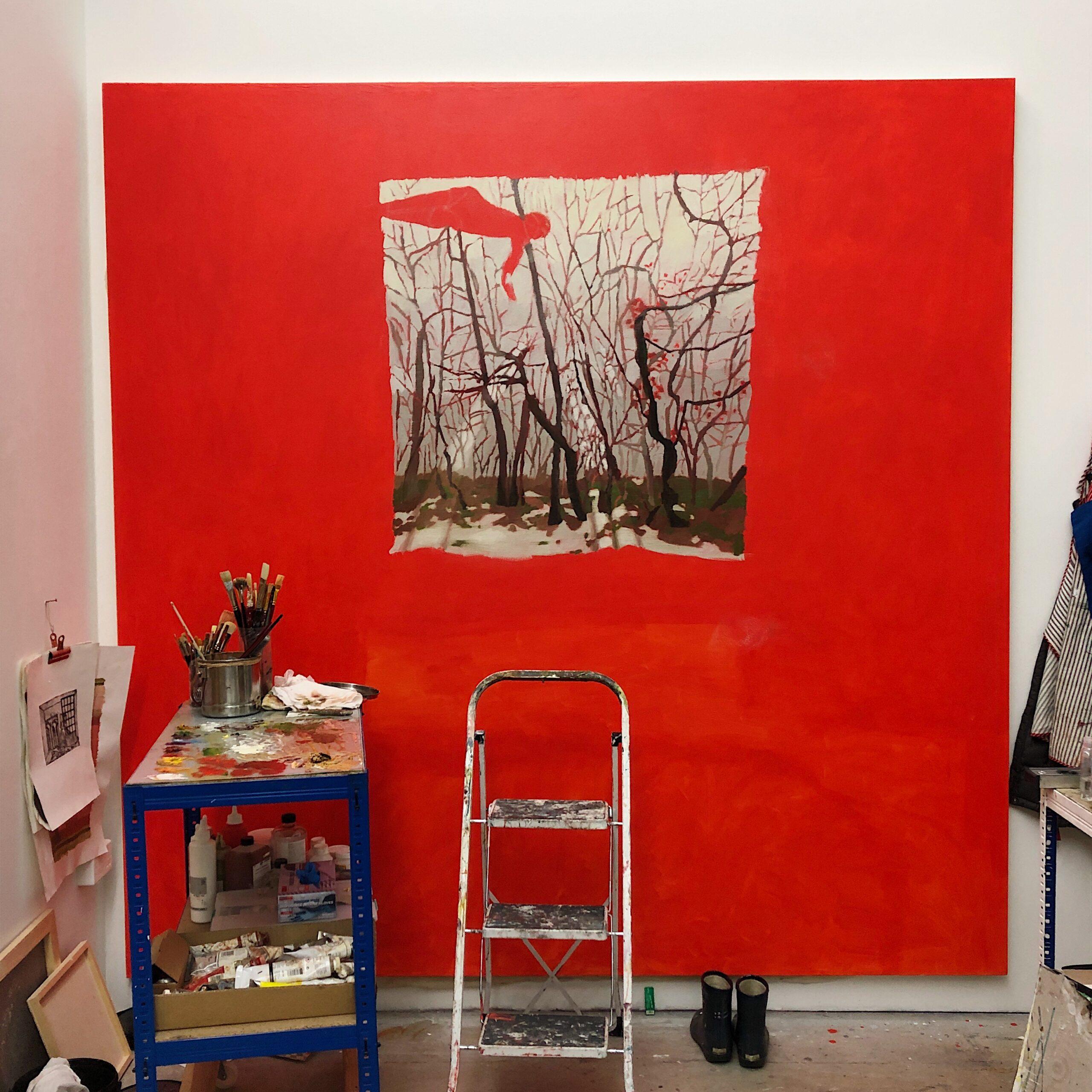 Anne Carney Raines. Jackson's Painting Prize.