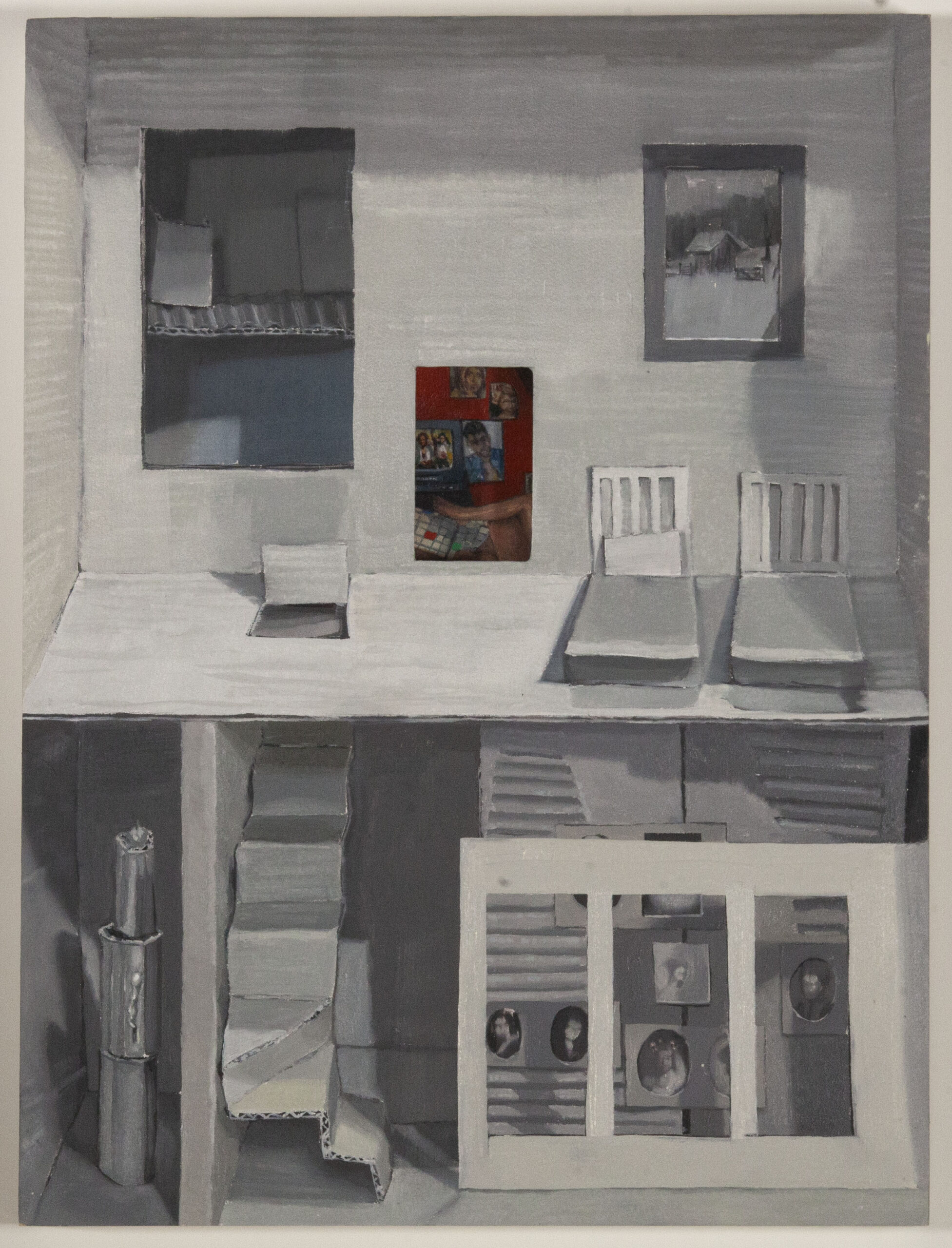 Coleen. Anne Carney Raines. Jackson's Painting Prize.