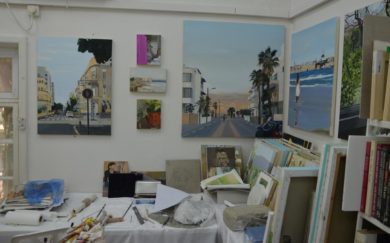 Zohar Flax. Jackson's Painting Prize.