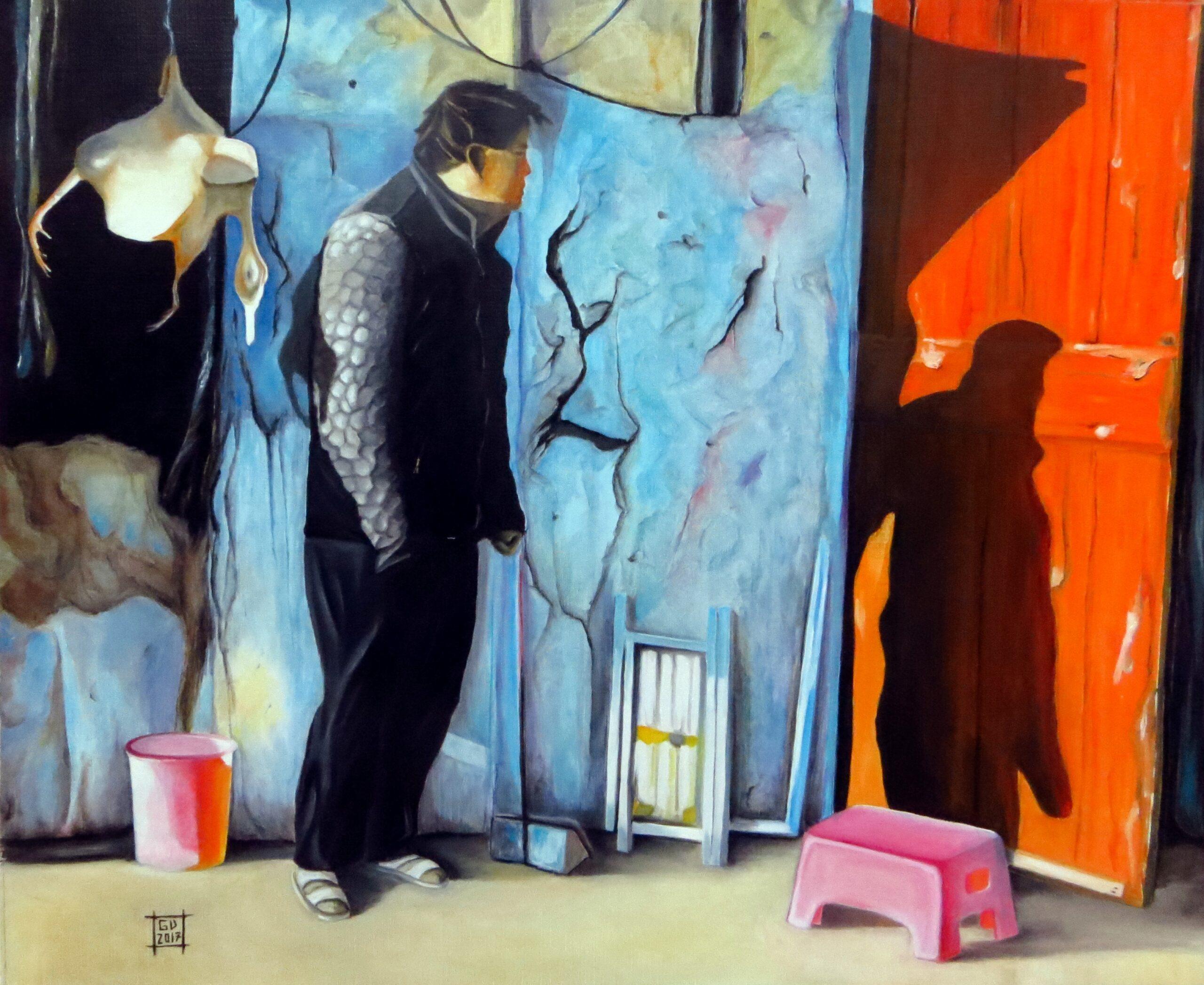 Guilaine Veneziani.  Jackson's Painting Prize.