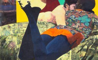 Gita Joshi. Jackson's Painting Prize.