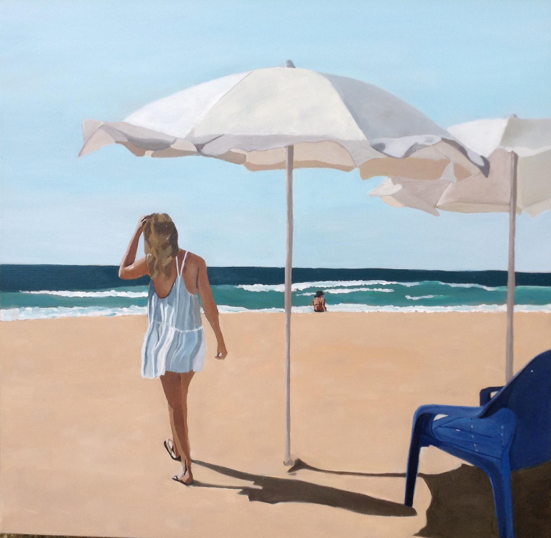 Herzlia Beach. Zohar Flax. Jackson's Painting Prize.