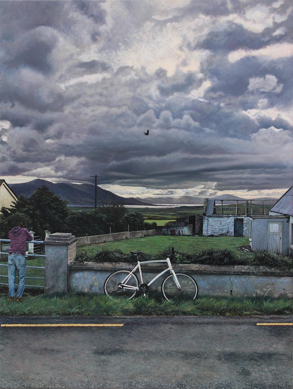 Idlewild. James Hayes. Jackson's Painting Prize.