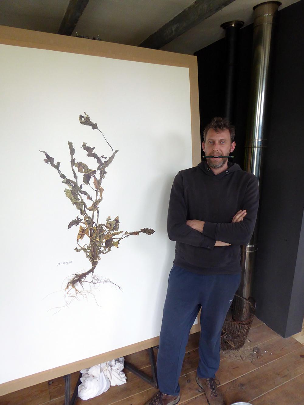 Jean Paul Beumer. Jackson's Painting Prize.