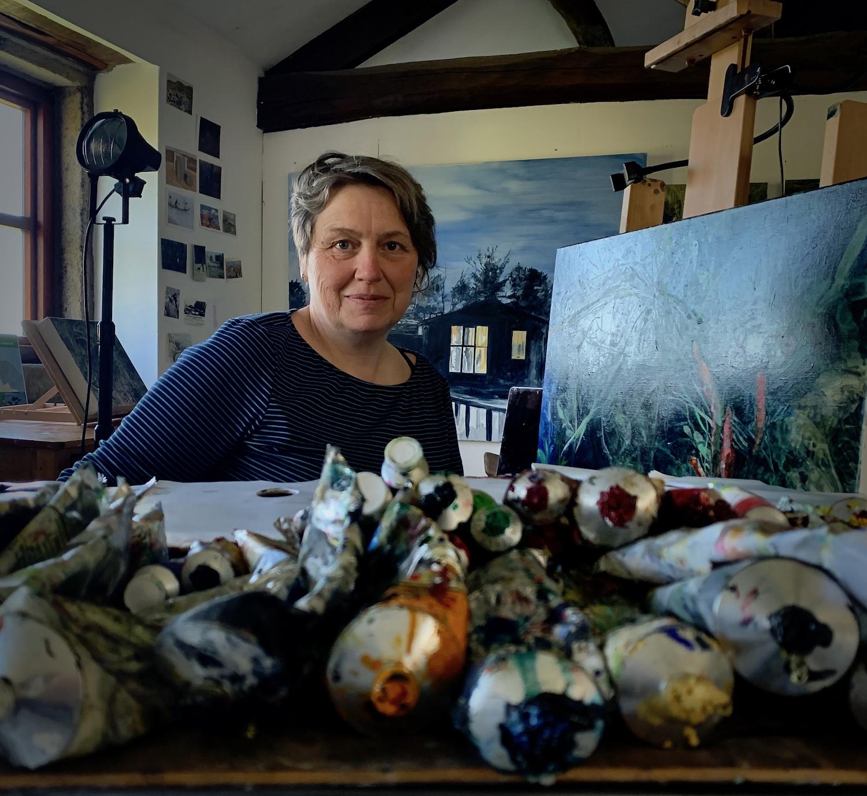 Judith Tucker. Jackson's Painting Prize.