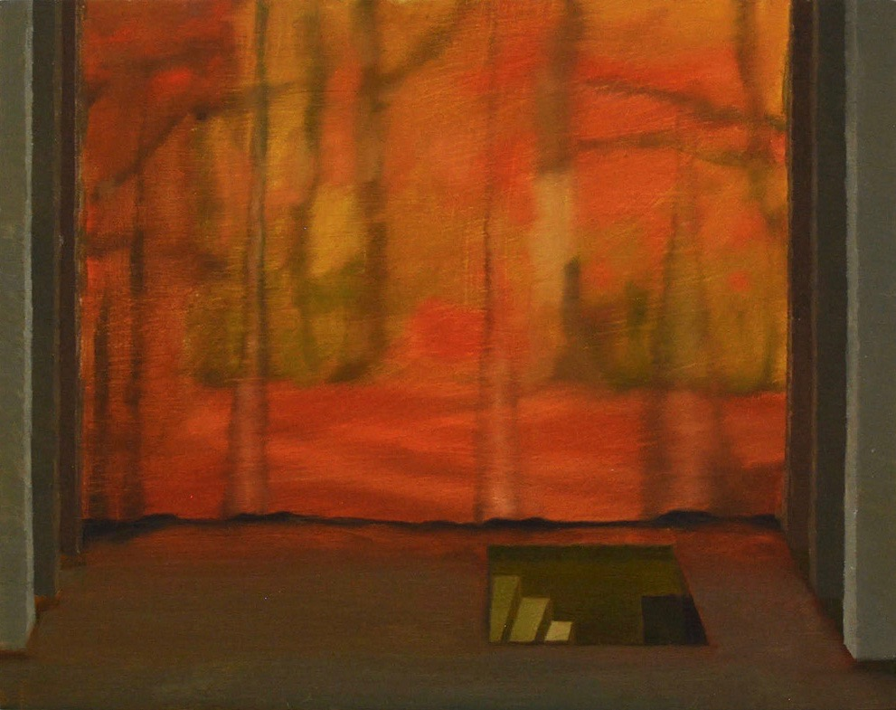 Fall. Anne Carney Raines. Jackson's Painting Prize.