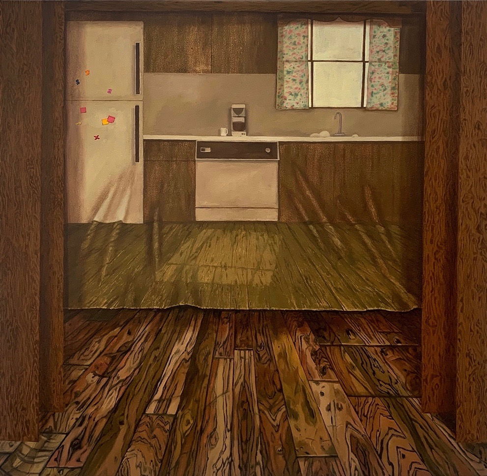 Far Out. Anne Carney Raines. Jackson's Painting Prize.