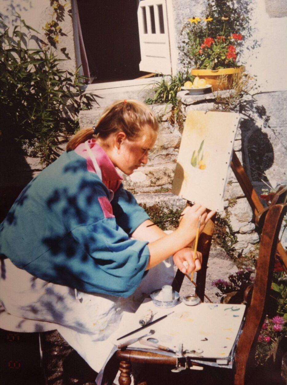 Marie in 1986