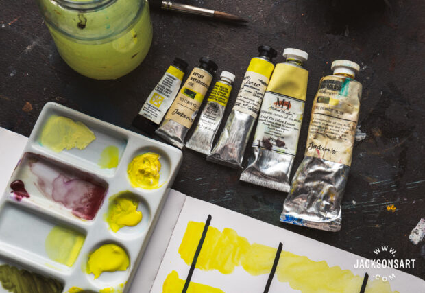 PY175 lemon yellow