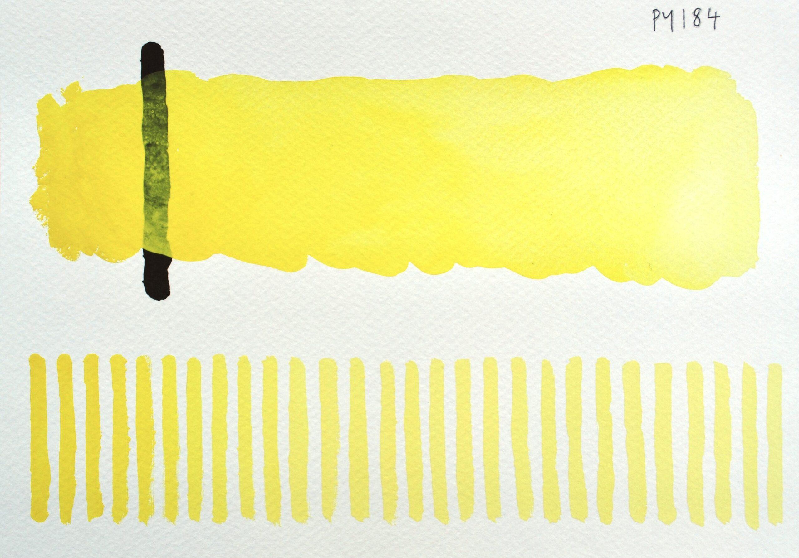 PY184 Lemon Yellow