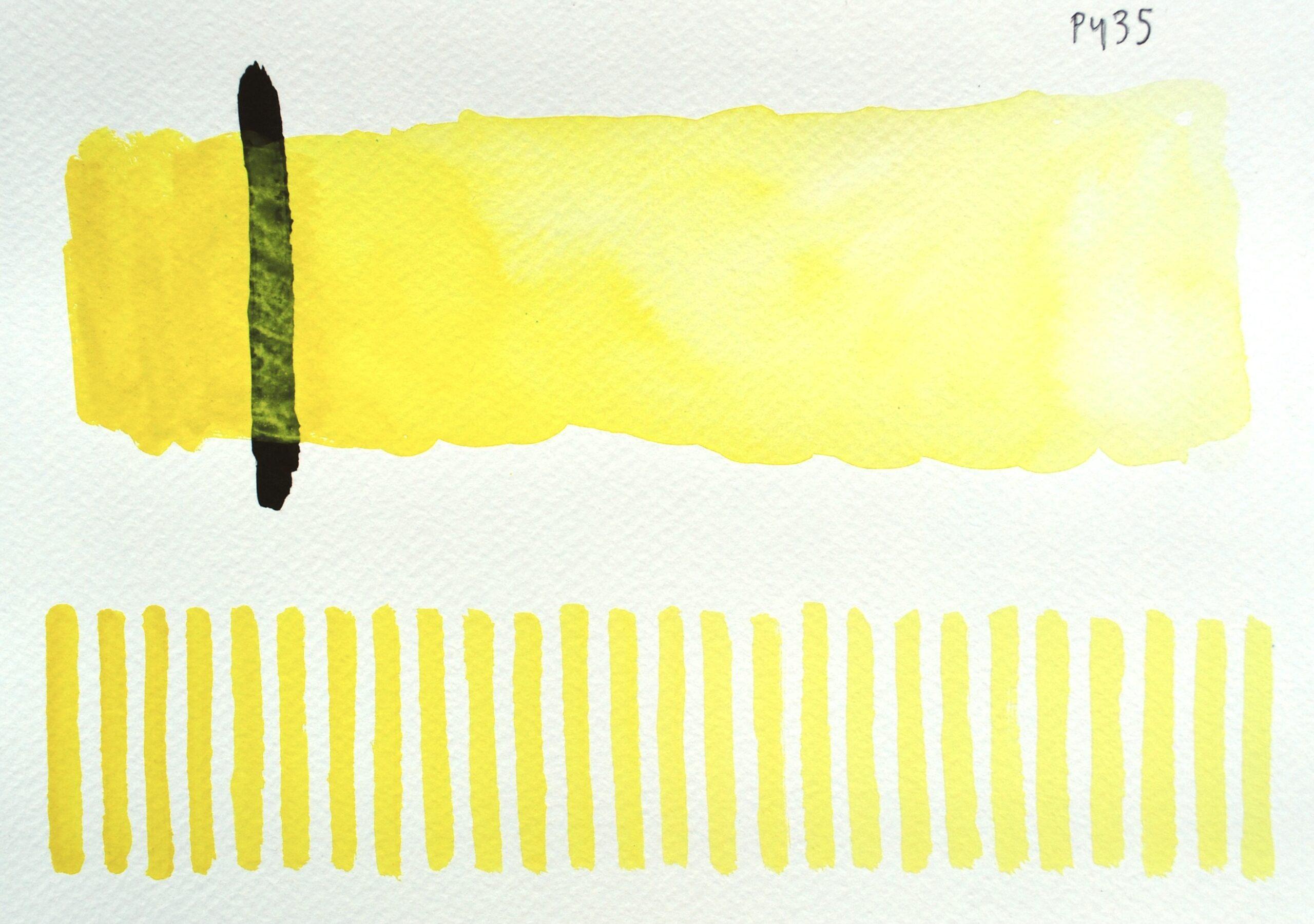 Lemon Yellow PY35