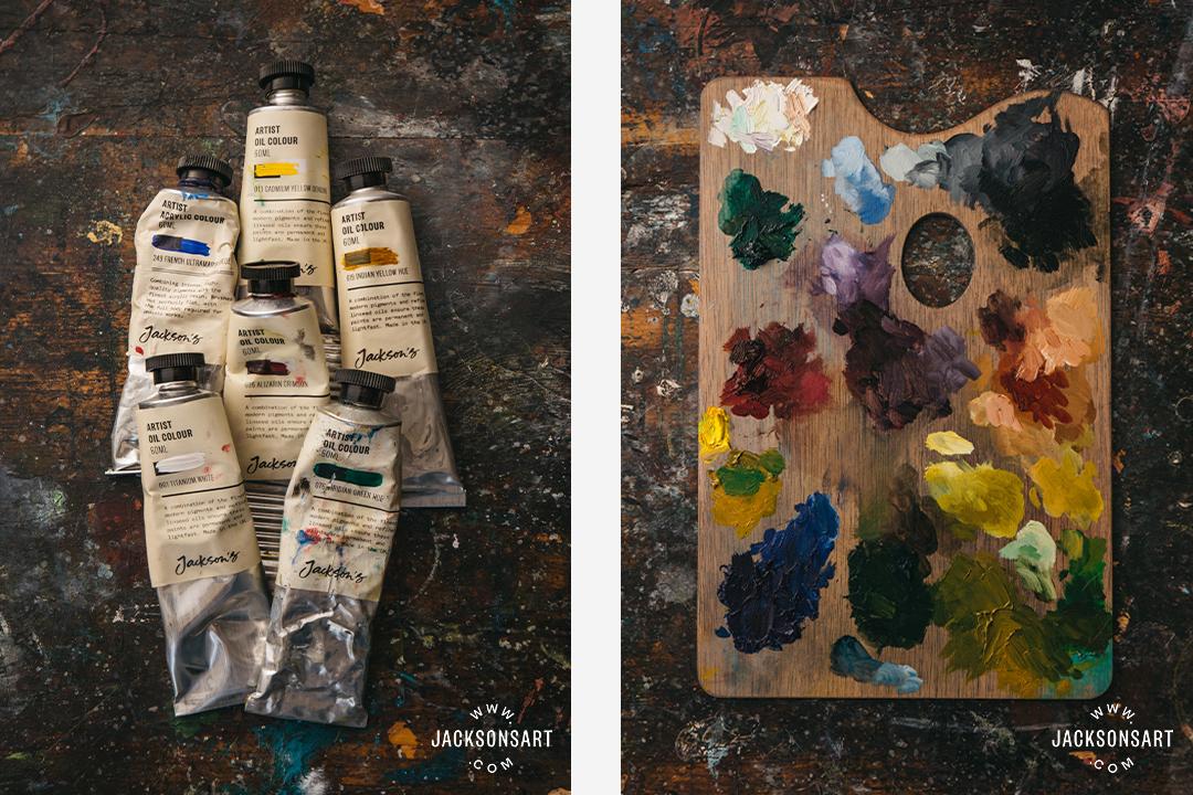 Jackson's Artist Oil Paints