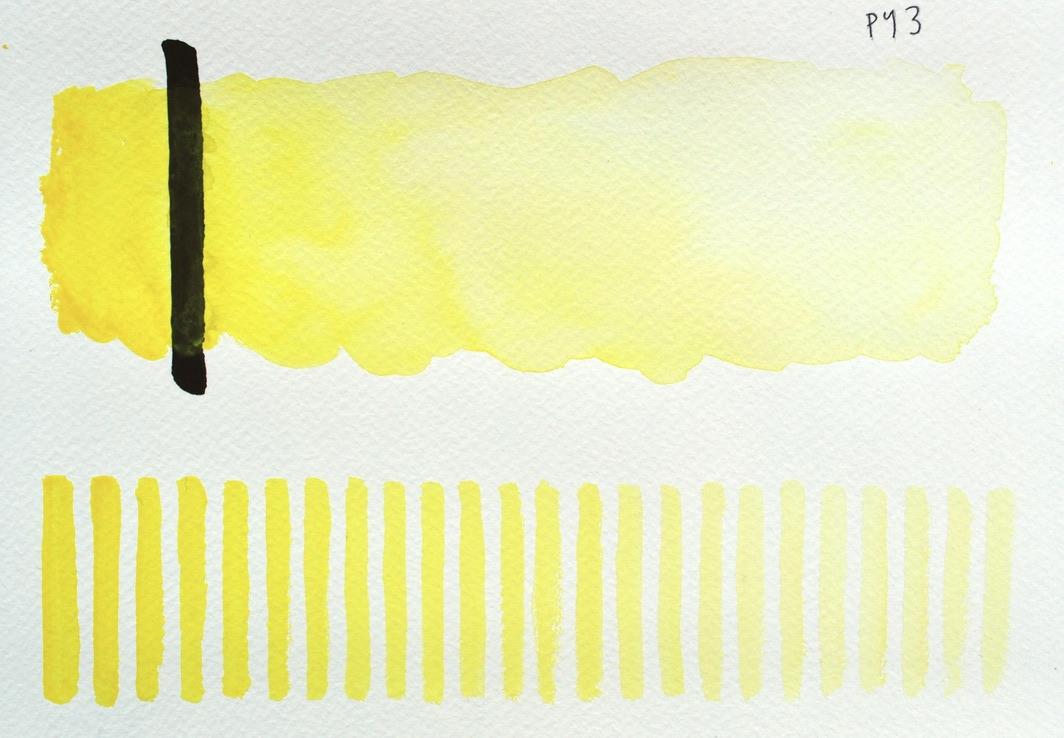 lemon yellow PY3