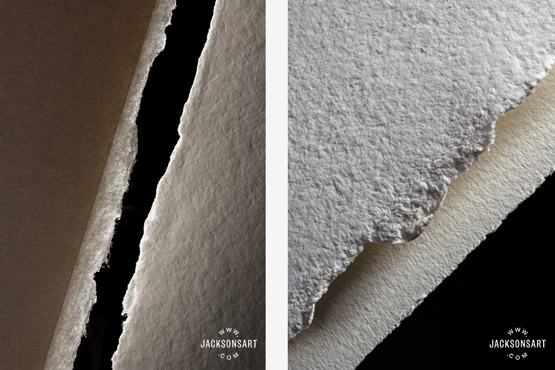 deckle edges