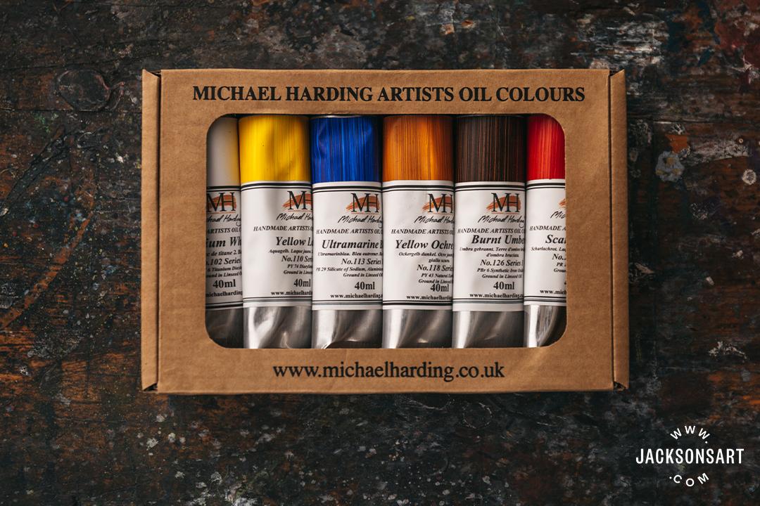 Michael Harding Introductory Set