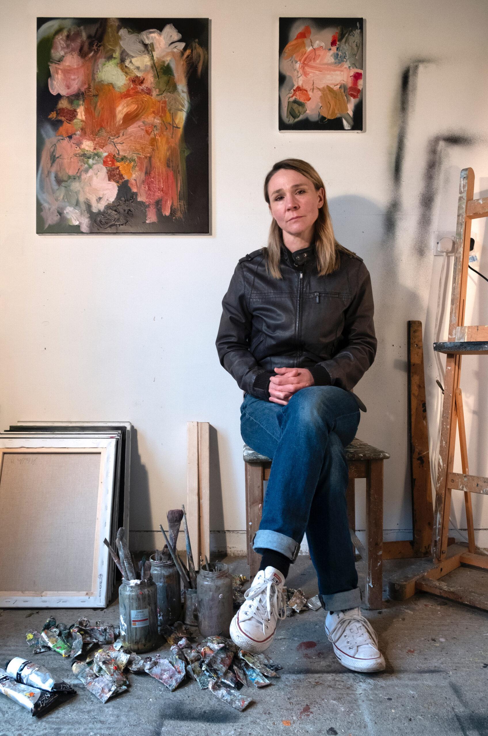 Miranda Boulton. Jackson's Painting Prize 2021.