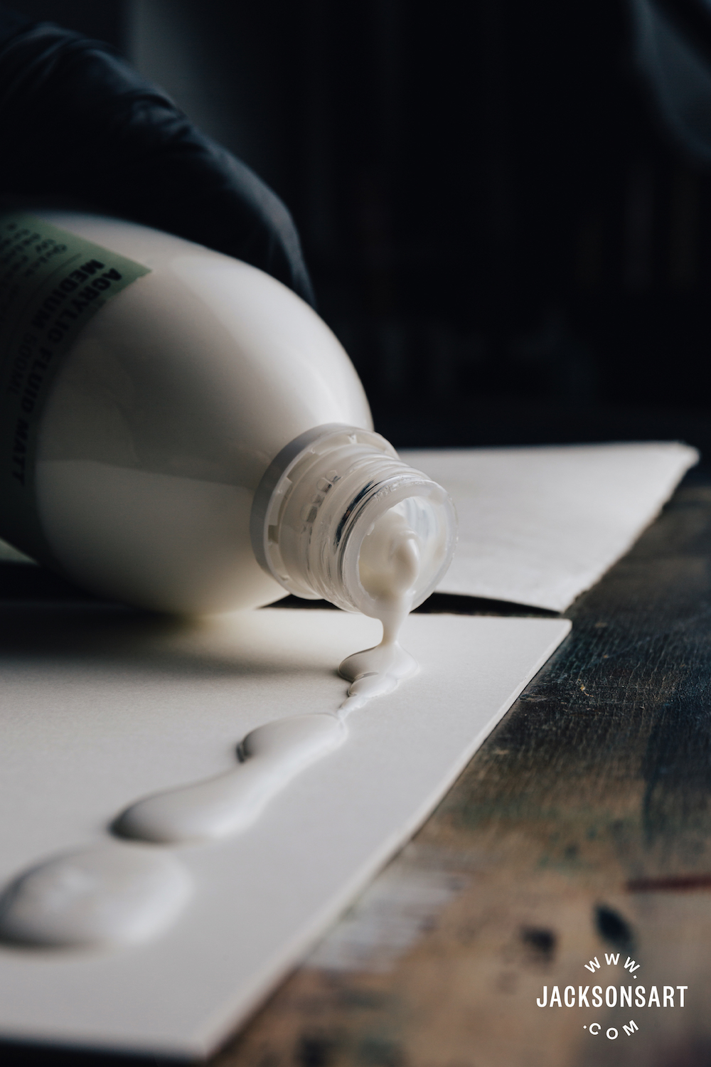 oil painting paper