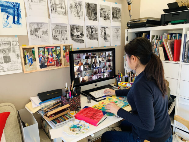 Royal Drawing School Online Class