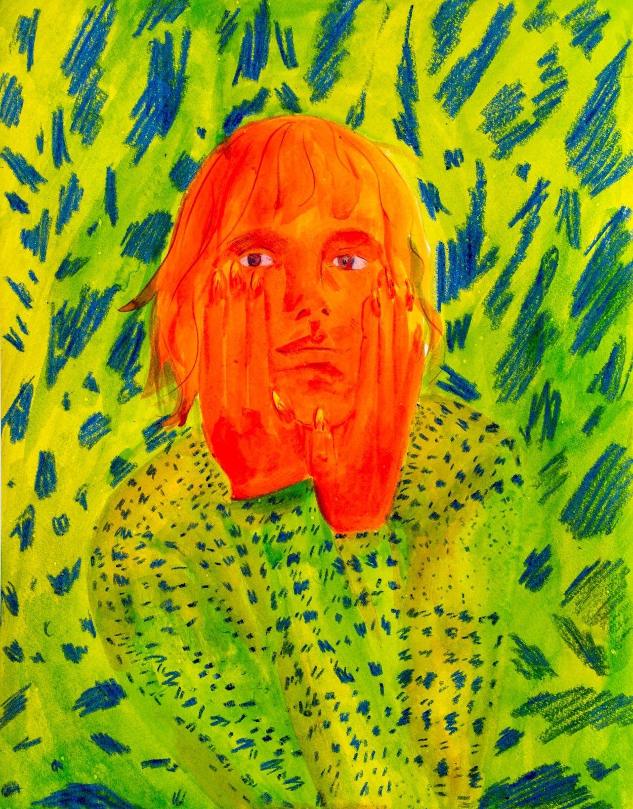 Hannah Tilson (image courtesy of the Royal Drawing School)