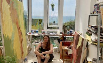 Rhiannon Inman-Simpson. Jackson's Painting Prize