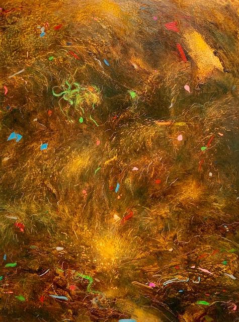 Sarah Bold. Jackson's Painting Prize.