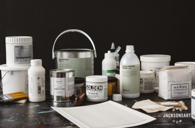 gesso grounds