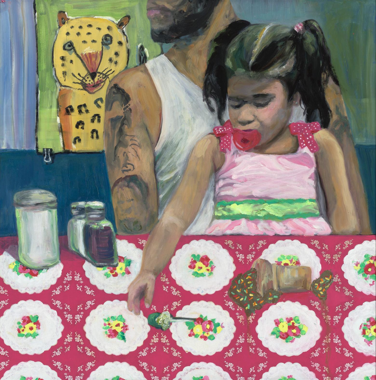 Jessica Alazraki. Jackson's Painting Prize.