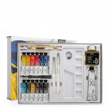 Pebeo : XL : Oil Paint : Collection Box Set of 23