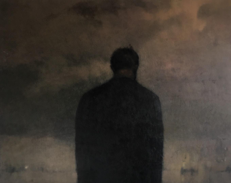 'Ache', Anne Magill, Oil on canvas, 120 x 170 x 40 cm