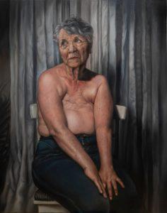 'Calm after storm', Dorian Radu, Oil on linen, 76 x 60 cm