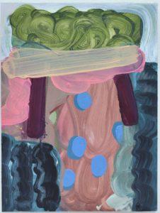 'The Favourite', Sinead Aldridge, Oil on board, 50 x 40 cm