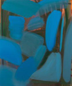 'Broken Sleep', Sunyoung Hwang, Acrylic and Oil on canvas, 183 x 153 cm